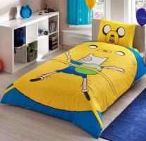 Постельное белье - Тас Дисней Adventure Time подростковое