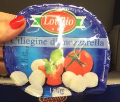 Ciliegine di mozzarella