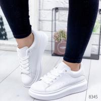 Кроссовки женские Queen белый