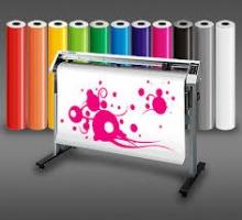 Печать на широкоформатной пленке 720,360,1440 DPI