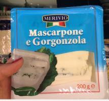 Mascarpone e Gorgonzola