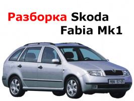 Запчасти Skoda Fabia
