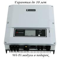 4600-ss34600-ss44600-ss5 Сетевой солнечный инвертор GoodWe 5.1кВт, 220В (Модель GW4600-SS)