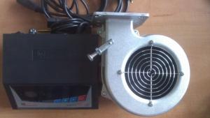 Автоматики для твердотопливных котлов KG Elektronik SP-05 + вентилятор DP-02