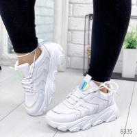 Кроссовки женские Desso белые