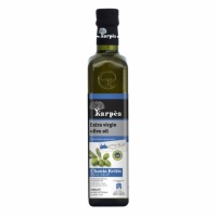 Оливковое масло « Ханья PGI - Крит тм Karpea» (Карпеа) extra virgin, 500мл.