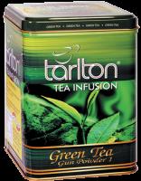 Чай Тарлтон Зеленый чай Green Tea GP1 250 гр ж б