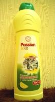 Чистящее молочко Passion Gold для керамики и нержавейки 700мл
