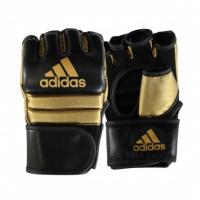 Перчатки тренировочные для MMA Speed Figh черный/золото