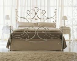 Кованая кровать «Веста».