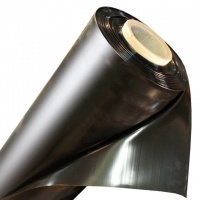 Пленка для пруда ПВХ, Черный стандарт Италия (0,5мм)