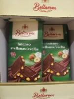 Шоколад «Bellarum»intenso avellanas 200г