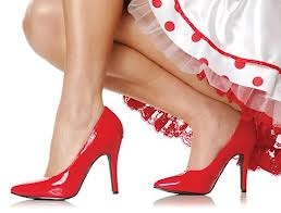 26.04.14 «Грация и изящество походки на каблуках». Тренинг