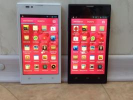 Sony Experia V3+ экран 4.7« два ядра, WiFi, 2sim, Android 4.4.2, GPS - Белый и Черный