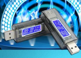 USB тестер Keweisi KWS-V20