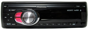 Pioneer JD-1081 (USB, SD, FM, AUX, ПУЛЬТ)
