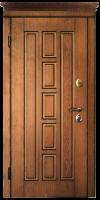 Входные двери КВАДРО дуб рустикаль