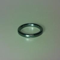 Кольцо из цельного Гематита «Магия здоровья»
