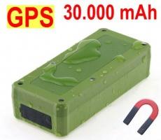 Купить GPS Трекер ZEVS 30.000 mAh - 1 Год без подзарядки!