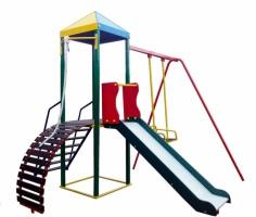 Комплекс «Гамми», спортивно-игровой для детских площадок.