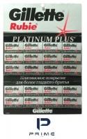 Лезвия для бритья Gillette