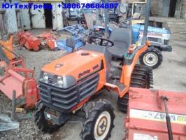 Японский мини-трактор Kubota GB14
