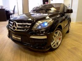 Электромобиль Mercedes-Benz AMG ML63 Black