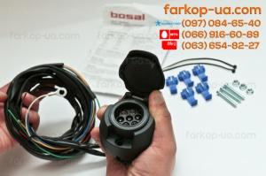 Электрокомплект к тягово-сцепному устройству Bosal 010-178