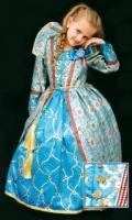 Карнавальные костюмы детские «Принцесса»