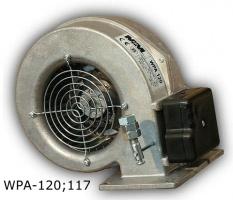 WPA-120 Вентилятор для котла с гравитационной заслонкой