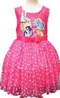 Детское праздничное платье для девочки My little Pony, розовое