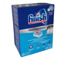 Finish 125 шт. таблетки для посудомоечной машины