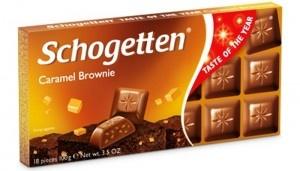 Шоколад Schogetten Caramel - Молочный шоколад «Карамель»