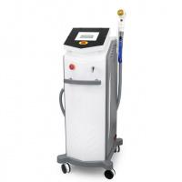 3-х волновой диодный лазер для удаления волос 755 нм, 808 нм и 1064 нм Rarog-600W