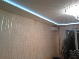 Монтаж гипсокартона в Днепропетровске:потолки,перегородки,стены,ниши,короба