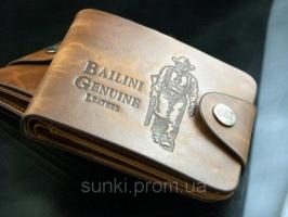 Мужской кошелек портмоне Bailini