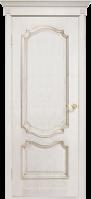 Двери межкомнатные ПРЕСТИЖ белый ясень ПГ