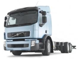 Лобовое стекло Volvo FE