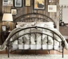 Кованая кровать «Прованс (Provence)»