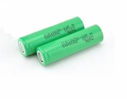 Аккумулятор Samsung ICR18650-22F Li-Ion 2200 mAh (без платы защиты)