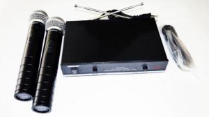 Радиосистема Shure WM-505R база 2 радиомикрофона