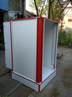 Комплект оборудования для порошковой покраски дисков