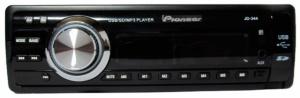 Pioneer JD-344 (USB, SD, FM, AUX, ПУЛЬТ)