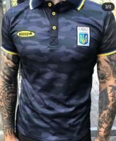 Футболка ПОЛО Bosco sport Ukraine. Боско спорт Украина. Камуфляж.