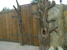 Ворота распашные/раздвижные