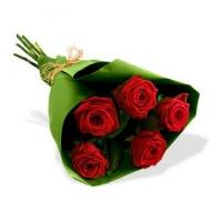 5 троянд