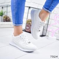 Кроссовки женские Venny белые