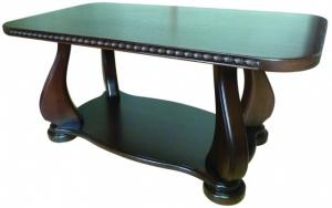 Журнальний стіл ЕДЕМ люкс венге