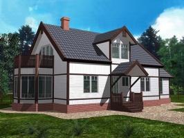 Строительство каркасных домов по Украине