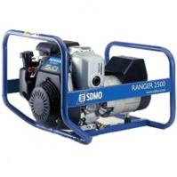 Генератор бензиновый SDMO Ranger 2500 2 кВт однофазный